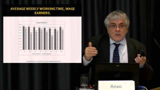 Working Time Distribution and Preferences – Dominique Anxo