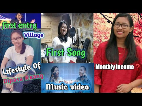 Lifestyle Of Singer Bipasha Reang | RealName, Village, Dob, First Song & Monthly income | 2021