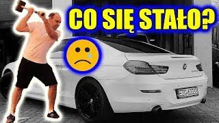 Co się stało z moim BMW 6 ? :(
