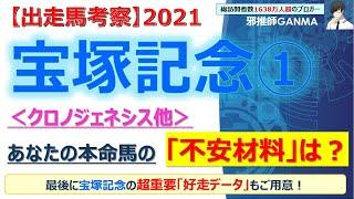 【宝塚記念2021 出走馬考察Vol.1】クロノジェネシス他 人気馬5頭を徹底考察!