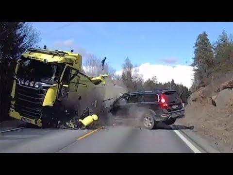 ╪ ★  Car Crash Compilation June 2018 HD ╪ ★  ║Russia║Germany║UK║