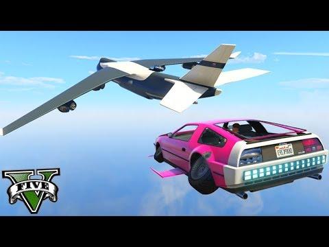 GTA V Online: O HACKER NO AVIÃO - MISSÃO ÉPICA!!! (DLC The Doomsday Heist)