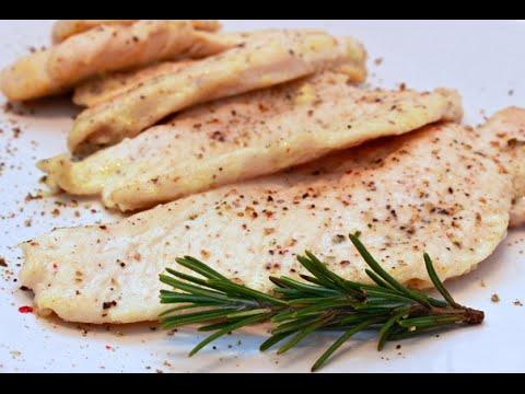 Куриная грудка в молоке. Petto di pollo. Итальянская кухня.