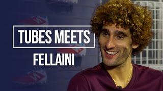 What is your preferred position? | Tubes Meets Fellaini