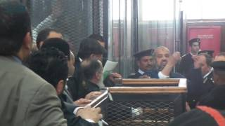 مصر العربية | المحكمة  ترفض الاستماع للبلتاجي في فض رابعة