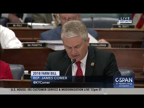 Comer Farm Bill Amendment