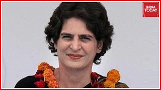 Priyanka Gandhi To Enter Politics And Lead Congress In UP Elections