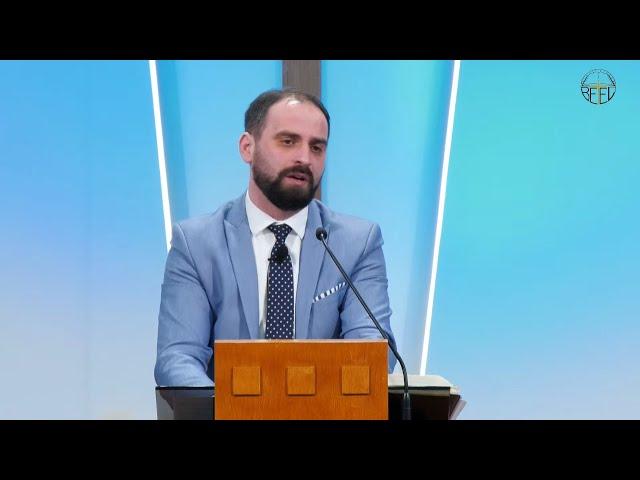 Serviciu Divin 14.02.2021 - dimineata - predica fr. pastor Cioban Daniel