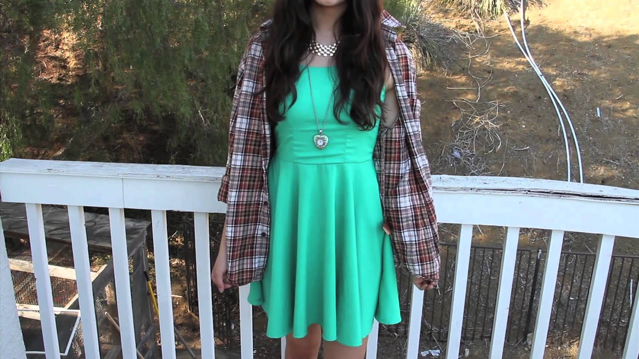 Saint Patricks Day Outfit Ideasspring Fashion Youtube