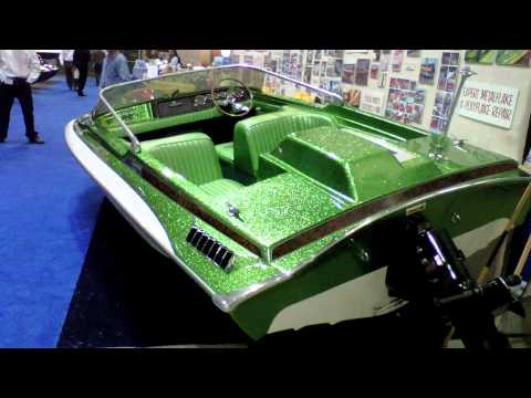 1973 Glastron Carlson CV-16SS - YouTube