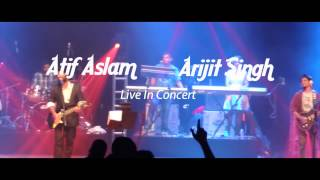 NOBO - Atif Aslam & Arijit Singh Live In Concert