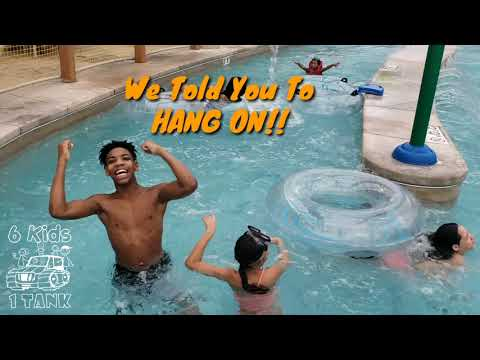 Indoor Waterpark tour commercial