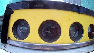 МТЗ 80 Новая проводка.Замена блока предохранителей.&Tractor repair electrical wiring