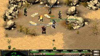 Fallout Tactics Special Encounter Four Horsemen of the Apocalypse