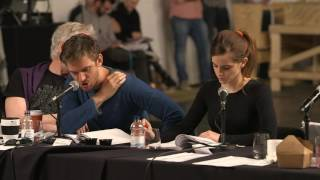 Beauty and the Beast: Be Our Guest Table Read Behind the Scenes Bonus Feature
