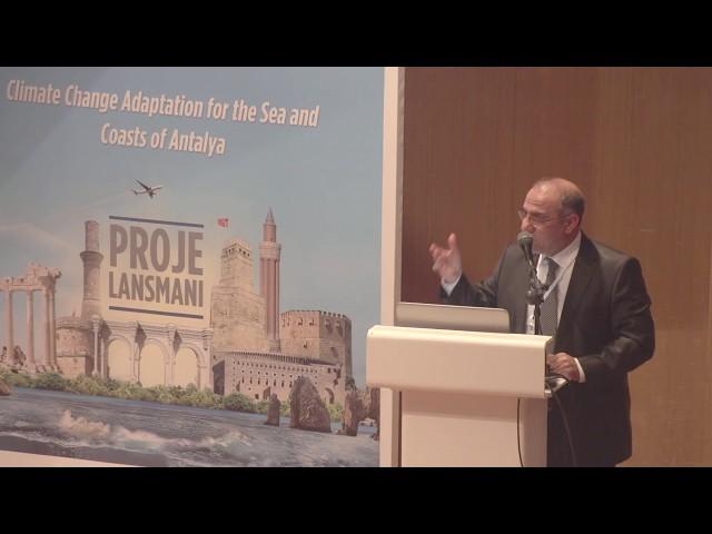 ABB Daire Başkanı Sayın Zülfü ÇELİK'in Proje genel değerlendirme konuşması