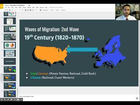Migration Geography- Case Study: United States - Edited