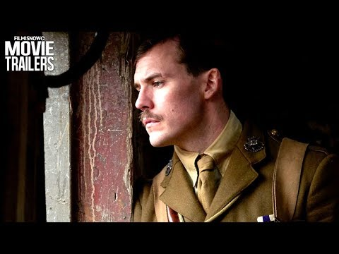 Journey's End Trailer - Sam Claflin & Asa Butterfield WWI drama