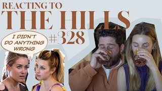 Reacting to 'THE HILLS' | S3E28 | Whitney Port