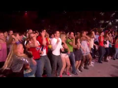 Eurovision Song Contest Flash Mob Dance Oslo 2010