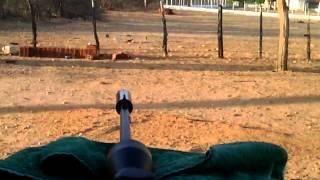 Potencia do zoom da luneta 4x32 sniper