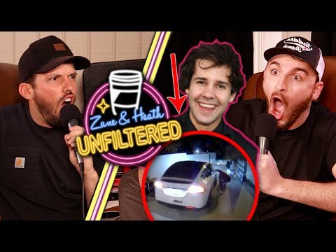 David Hit Zane With His Tesla (Caught On Camera) - UNFILTERED #19