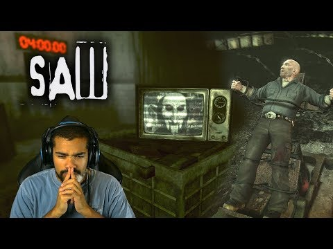 THAT THING WILL STRETCH YOU TO SATAN!! | Saw | #10