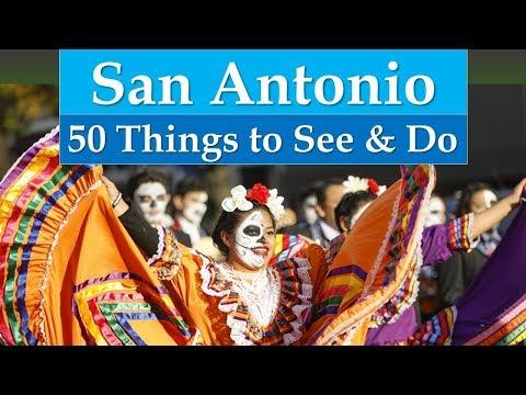 50 Things To See And Do In San Antonio | Visit South Texas | San Antonio Tourism