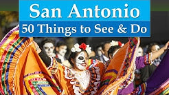 50 things to See and Do in San Antonio | Visit South Texas | San Antonio Tourism