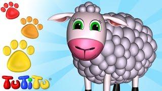 TuTiTu Deutsch | Tiere auf Deutsch | Schaf und andere Tiere