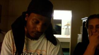 Del The Funky Homosapien Interview Ft. Bukue One