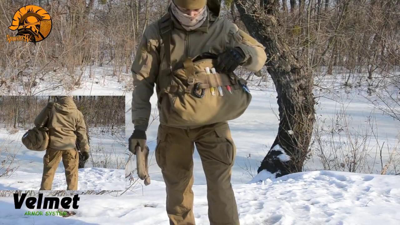 Спортивная сумка-рюкзак Fighter (Бренд Чехия) - YouTube