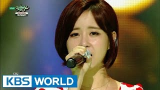 Video Eun Ga Eun (은가은) - Never Say Goodbye [Music Bank K-Chart / 2015.08.14] download MP3, 3GP, MP4, WEBM, AVI, FLV Maret 2018