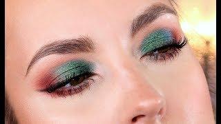 CHAT MAKEUP drogeryjny - prosty makijaż z multichromem