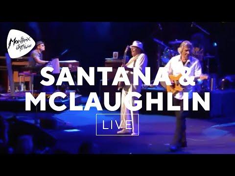 Santana & McLaughlin - The Life Divine (Live at Montreux 2011)