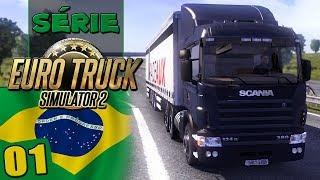 Euro Truck 2 Brasil - Mapa Brasileiro
