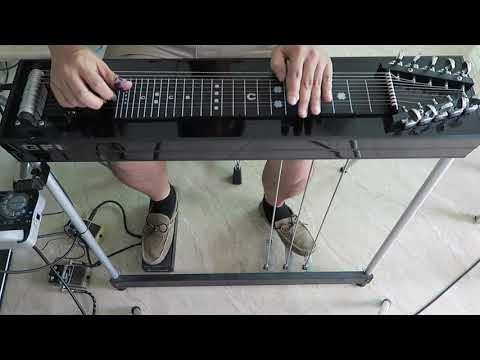 The Rolling Stones - She's So Cold - Pedal Steel break