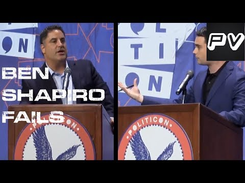 Ben Shapiro Compares Business Investment With Political Corruption (Cenk Uygur Vs Shapiro Debate)