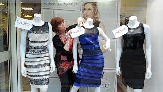 La ilusión del vestido y la constancia del color
