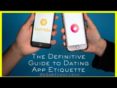 Bumble App Review - A Woman's Approach to Online Dating from YouTube · Duration:  6 minutes 17 seconds