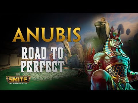 SMITE! Anubis, Si esque con estos items...! Road To Perfect S5 #7