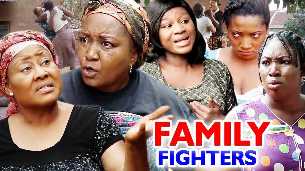 Download Family Fighters Season 5 & 6 -  Destiny Etiko & Ebere Okaro  2020 Latest Nigerian Movie