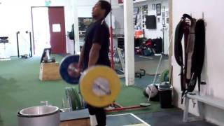 Stanford's Chris Owusu gets ready for Combine and more California Strength practice highlights