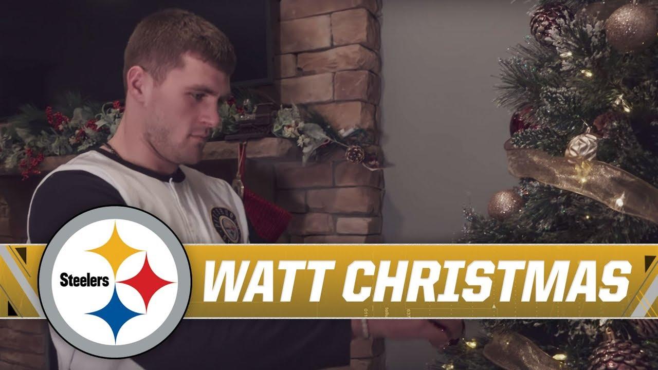 T.J. Watt (and girlfriend Dani Rhodes) get some national TV face ...