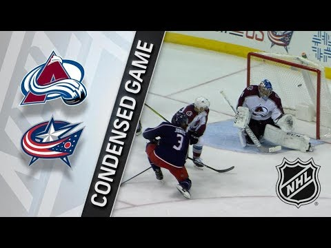 Colorado Avalanche vs Columbus Blue Jackets – Mar. 08, 2018 | Game Highlights | NHL 2017/18. Обзор