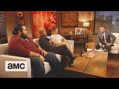 Talking Dead: 'Rick's Hogwarts House to Carol's Favorite Sandwich'  Questions Ep. 710