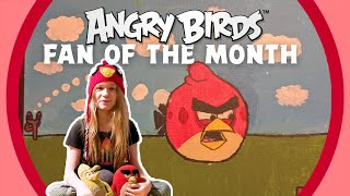 Angry Birds Fan Of The Month | Meet Emily!