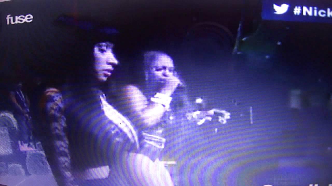 Nicki Minaj And Foxy Brown Live (FULL)