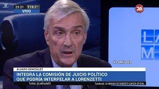 """Álvaro González en """"La mirada"""", de Roberto García - 23/04/18"""