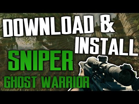 How to Download & Install Sniper Ghost Warrior 1 for PC || Free, Full Version ||